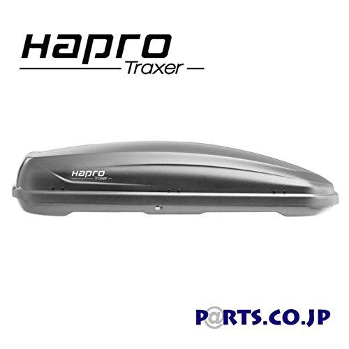 HAPRO(ハプロ) ルーフボックス 【Traxer(トレクサー) 6.6 チタニウム 容量410L 】 B075TYWYX2