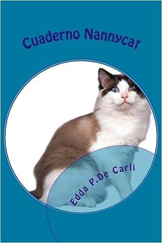 Cuaderno Nannycat (Spanish Edition): Edda Pellicer De Carli ...