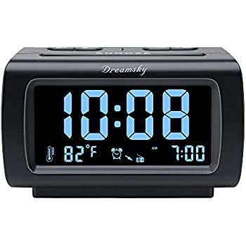 Amazon.com: Sony ICFC-1 Alarm Clock Radio LED Black: Home ...