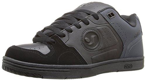 Zapatos DVS Discord Negro Gris Negro
