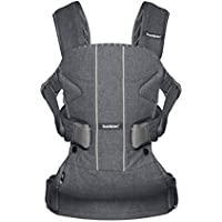 Baby Bjorn Baby Carrier One (Gray/Pinstripe)
