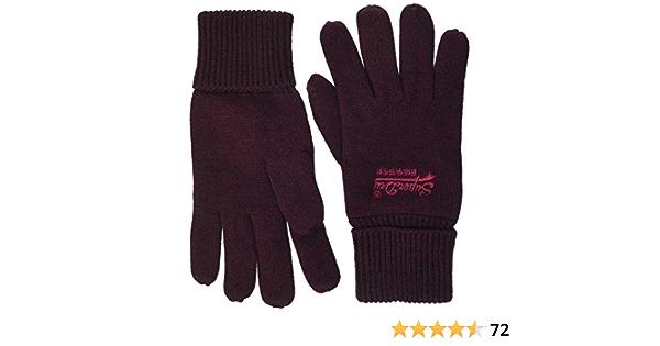Superdry Herren Handschuhe Alltagshandschuhe /'Orange Label Glove/'