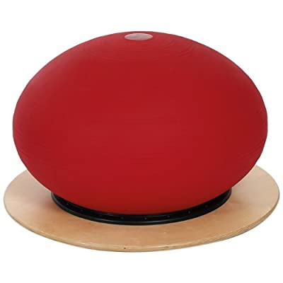 Togu 440470 Balance Trainer Dynaswing Wooden and Red
