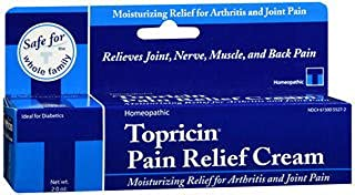 product image for Topricin Pain Relief and Healing Cream - 2 oz, Pack of 6