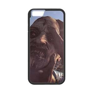 iPhone 6 4.7 pulgadas del teléfono Caso Funda Negro luz moribunda C4V7QX único caso de la aduana Funda