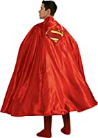 Morris Costumes Men's SUPERMAN 50 INCH CAPE With LOGO