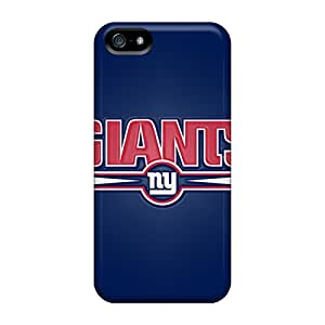 Durable Cell-phone Hard Covers For Iphone 5/5s With Support Your Personal Customized High Resolution New York Giants Pictures Best-phone-covers