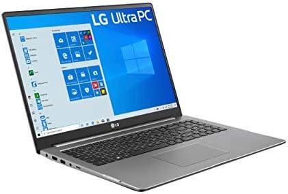 LG Ultra PC High Performance Laptop – 17″ IPS WQXGA (2560 x 1600) Display and Intel 10th Generation Intel Core i7-10510U CPU, NVIDIA GTX1650 GDDR5 4GB, 16GB DDR4 2666 MHz RAM – 512GB NVMe SSD 41C6CZ8kBDL