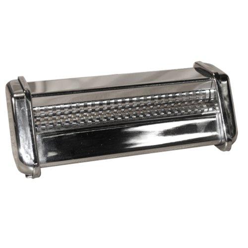 (Weston 01-0204 Traditional Pasta Machine Flat Linguini Cutter Attachment, Silver)
