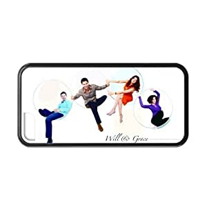 diy phone caseLaser printing effect customize phone cover for iphone 5/5s-Will & Grace TV Play Fantastic Photos-0diy phone case1
