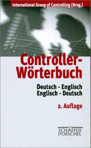 Controller-Wörterbuch, Deutsch-Englisch, Englisch-Deutsch