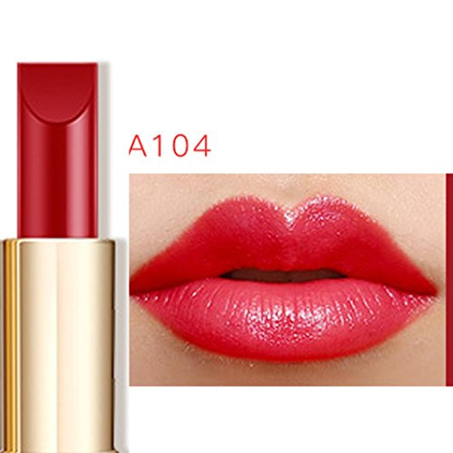 Women's Lipstick Waterproof Lip Gloss, Clearance Iuhan Water