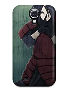 Paul Jason Evans's Shop New Style 6148106K92208688 Rugged Skin Case Cover For Galaxy S4- Eco-friendly Packaging(madara)