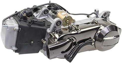 Xfight Parts Motor Komplett 152qmi 125ccm 13 Zoll Gy6 2 Mit 11 Spulen Und 835mm Antriebsriemenlaenge Trommelbremse Hinten Auto