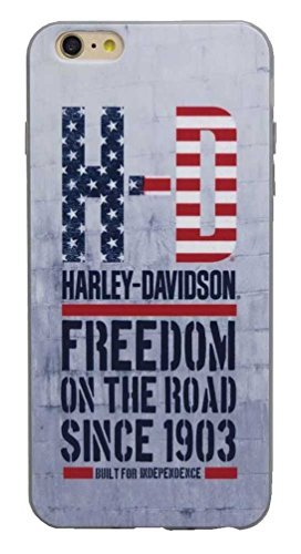 Harley-Davidson Men's Americana H-D Script iPhone 7 Plus Phone Shell 7822