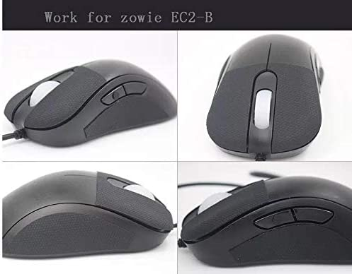 for BenQ Zowie EC2-B Mouse Anti-Slip Elastics Refined Side Grips Sweat Resistant Tape Pads