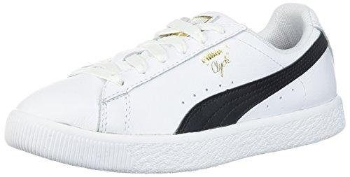 Puma PUMAClyde Core L Foil Kids - Clyde Core L Folie Kinder Unisex-Kinder Puma White-puma Black