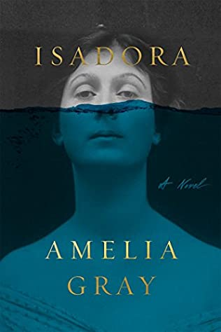 book cover of Isadora