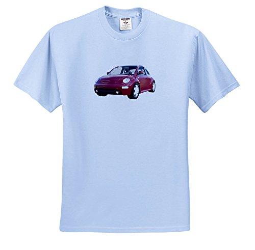 Galleon 3drose Boehm Graphics Car Euro Car Dark Red T Shirts