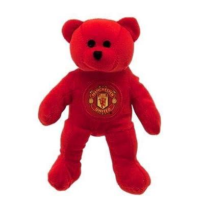 Manchester United FC Official Crest Design Bear
