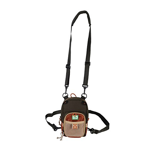 SF Fly Fishing Chest Pack Bag with Gear Bag (Fishing Fly Chest Packs)