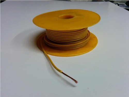 Yellow 5M Circuit Boards Broken Wiring Loom Harness Fix Repair Cable - 17.5 Amp: