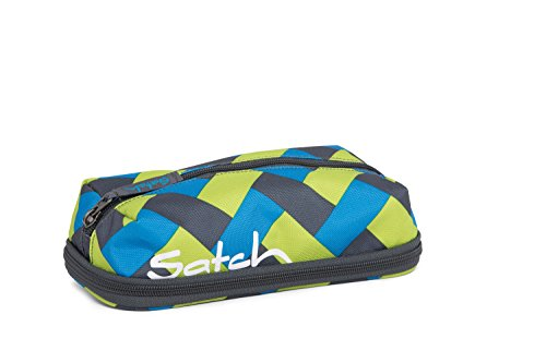 Satch Pack by Ergobag Caka Curbs 2-tlg. Set Schulrucksack + Penbox FFeL5rzF6