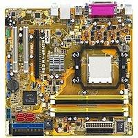 Asus M2NBP-VM CSM Socket AM2 NVIDIA Quadro NVS 210S Micro ATX AMD Motherboard