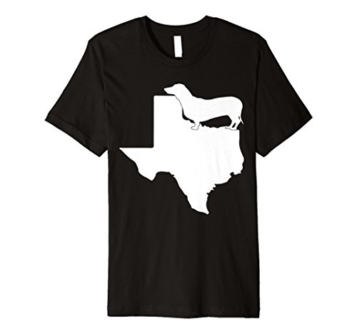 as Rescue Dog TX Tshirt (Dachshund Rescue)