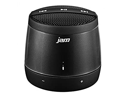 Jam Touch Bluetooth Wireless Speaker Black Amazon Electronics