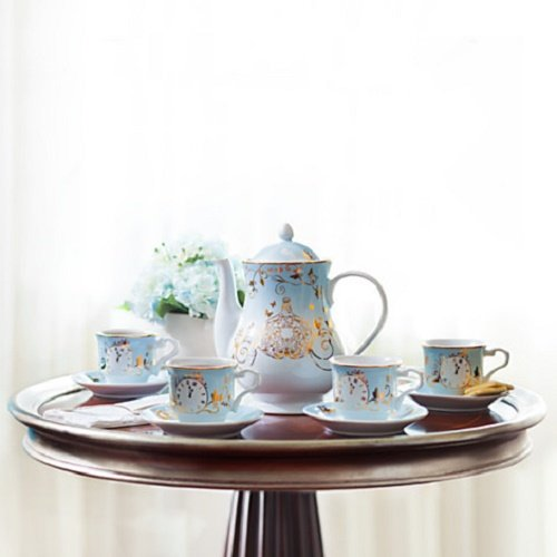 Cinderella Limited Edition Fine China Tea Set - Live Action Film by Disney