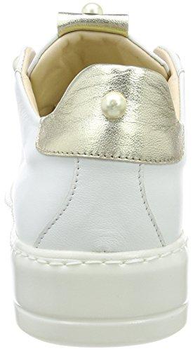 Bianco White White 128 Oxitaly Tepe Donna Sneaker IFT0xY