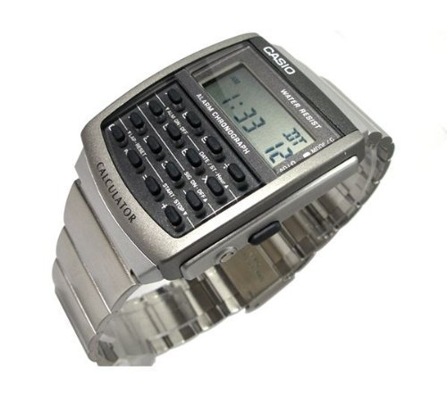 Casio General Men's Watches Data Bank CA-506-1UW - WW (Ca Watches For Men compare prices)