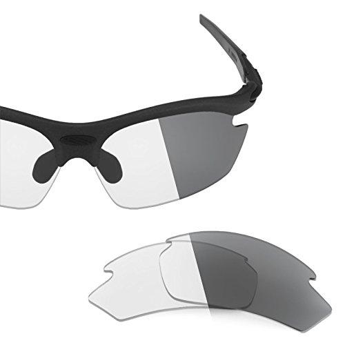 Verres de rechange pour Rudy Project Rydon — Plusieurs options Elite Adapt Gris photochromique