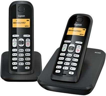 Gigaset AS300 - Teléfono Fijo: Amazon.es: Electrónica