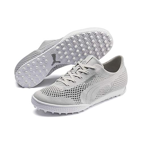 PUMA Monolite Cat Woven Women's Golf Shoes Glacier Gray-Glacier Gray 6