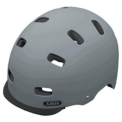 Abus Scraper Urban Helmet, Concrete Grey, - Park Skate Helmet