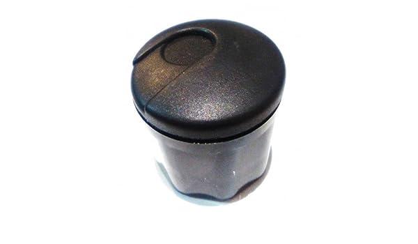 CubetasGastronorm Mando Grifo Vapor/Agua Negro Futurmat - 00FF32806: Amazon.es: Hogar