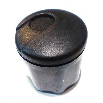 CubetasGastronorm Mando Grifo Vapor/Agua Negro Futurmat - 00FF32806
