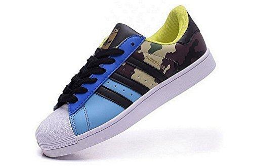 Adidas Superstar Sneakers womens (USA 7.5) (UK 6) (EU 39) yTefL