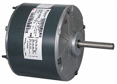 1/6 HP Condenser Fan Motor, Permanent Split Capacitor, 810 Nameplate RPM, 208-230 VoltageFrame 48