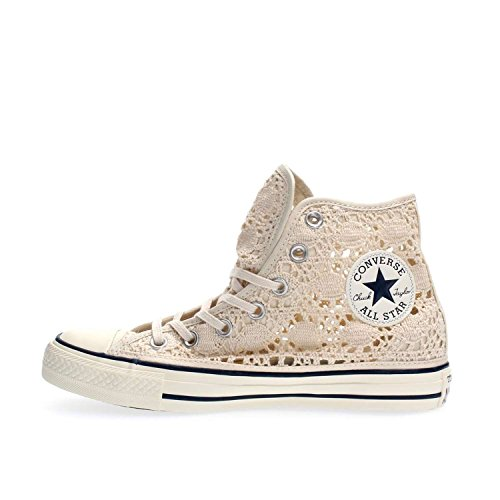 Converse All Star All Star Hi Patent/suede Sneakers Abotinadas Mujer Gj9Pqj