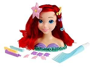 Disney Stylin Fun Ariel - Crazy Curls