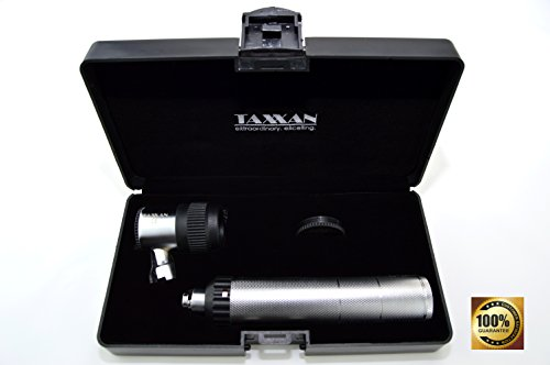 TAXXAN MATTE DERMATOSCOPE SKIN DIAGNOSTIC SET 10X ZOOMABLE LENSE WITH SCALE