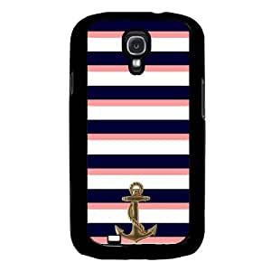 diy phone caseCool Painting Anchor Stripes Samsung Galaxy S4 I9500 Case Fits Samsung Galaxy S4 I9500diy phone case