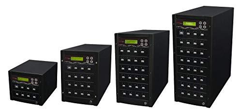 Bestduplicator BD-USB-15T 15 Target Standalone 1 to 15 USB Flash Drive Duplicator/Multiple Flash USB Card Copier