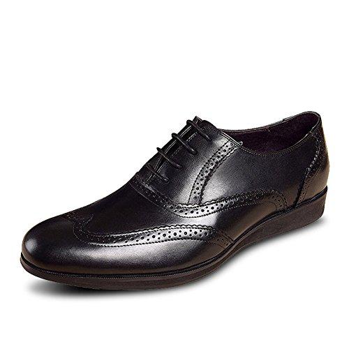 Zapatos ocasionales de los hombres negocio del verano/Brock respirable grabado zapatos de los hombres A