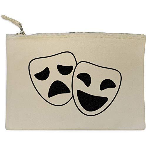 Bolso Accesorios Y Azeeda Tragedia' Comedia Case 'máscaras cl00011499 Embrague De qp00XxRwT