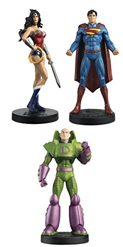Eaglemoss DC Masterpiece Collection Justice League for sale  Delivered anywhere in USA