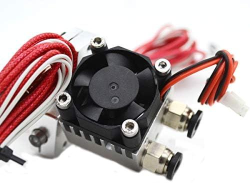 ZSYUN Accesorios para impresoras 3D 0,4 mm Boquilla Fialment ...